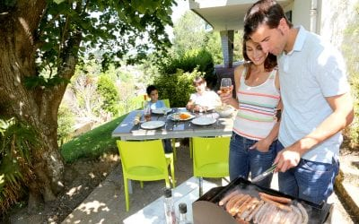 5 Backyard Grill Safety Tips