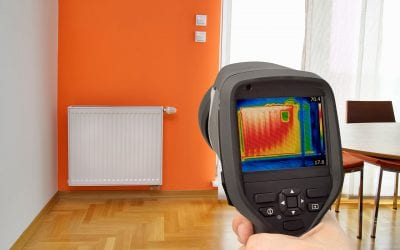 Infrared Imaging During Home Inspections
