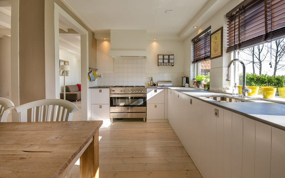 organize your home to enjoy cleaner and more useful spaces